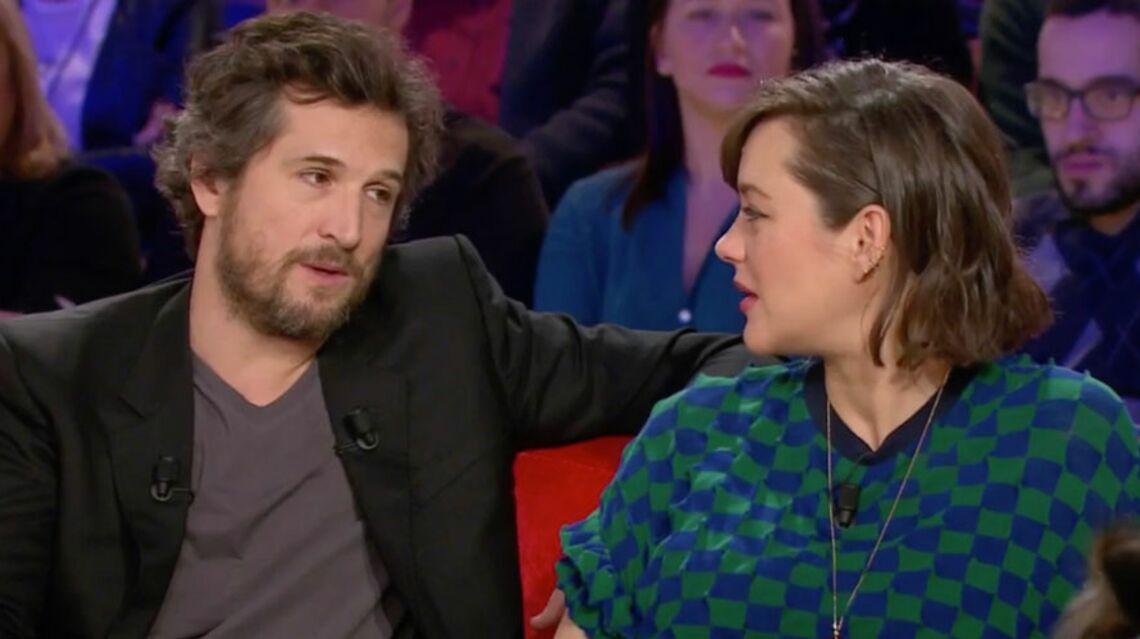 VIDEO – Au côté de Marion Cotillard, Guillaume Canet n'a plus envie de rire face aux «mensonges»