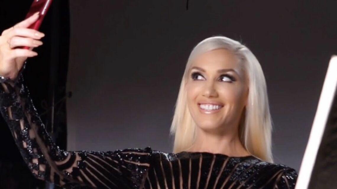 VIDEO – Gwen Stefani devient le nouveau visage de Revlon