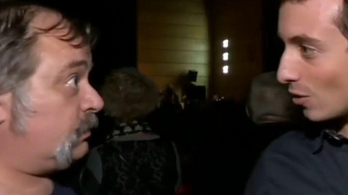 VIDEO – Hugo Clément, journaliste de «Quotidien», agressé en plein direct