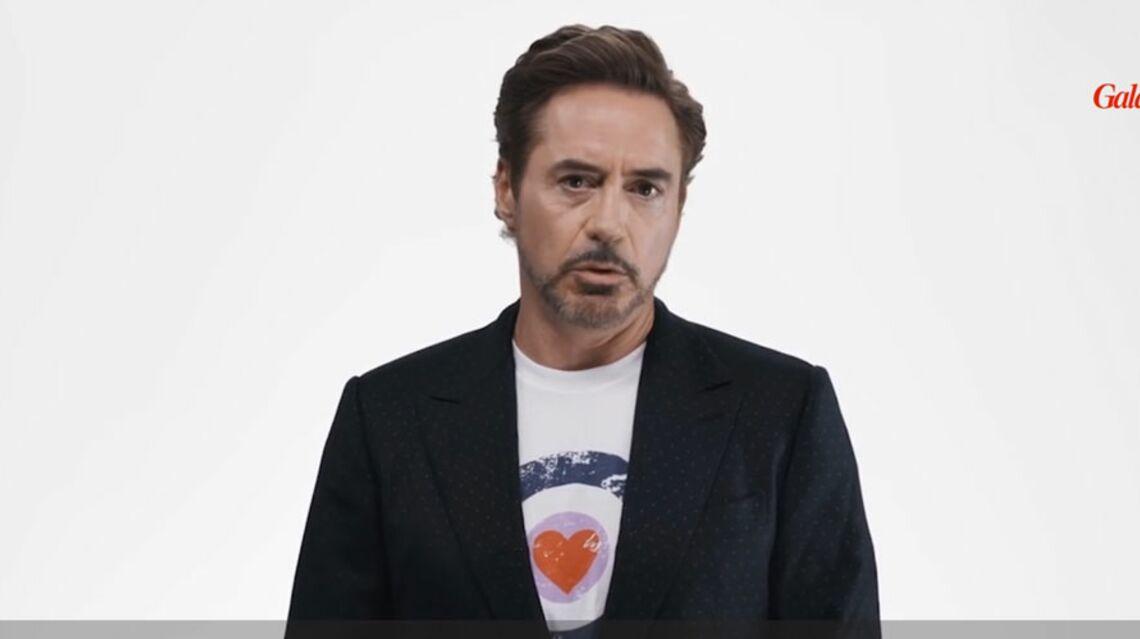 VIDEO – Scarlett Johansson et Robert Downey Jr s'allient contre Trump!