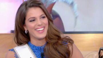 VIDEO – Iris Mittenaere: sa blague à double sens provoque un fou rire dans C à vous