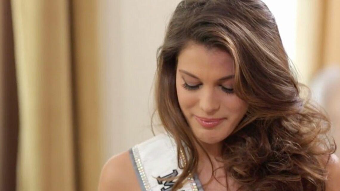 VIDEO – Iris Mittenaere: raillée sur sa maigreur à l'adolescence, Miss Univers se confie les larmes aux yeux