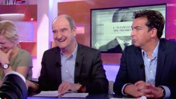 VIDEO – Gros fou rire pour l'équipe d'Anne-Sophie Lapix après une remarque de Jean Lassalle