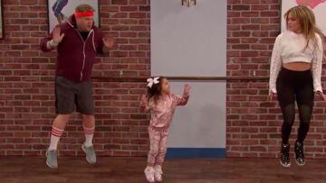VIDEO- Jennifer Lopez prend un cours de danse tenu par … des enfants. Et c'est drôle!