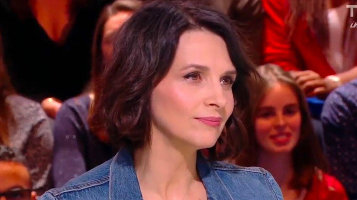 VIDEO -Juliette Binoche soutient Benoit Hamon mais il y a un hic