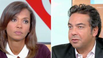 VIDEO – Prise de bec entre Karine Le Marchand et Patrick Cohen: «Vous me regardez méchamment»