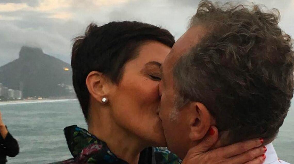 VIDEO- L'incroyable cadeau que Cristina Cordula a reçu pour son mariage au Brésil