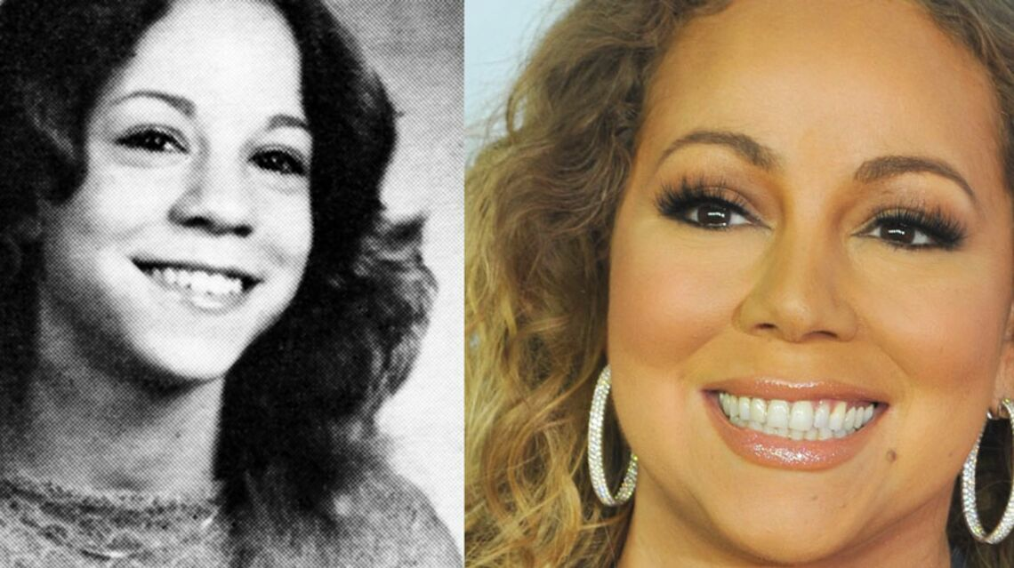 VIDEO- L'in­croyable morphing de Mariah Carey