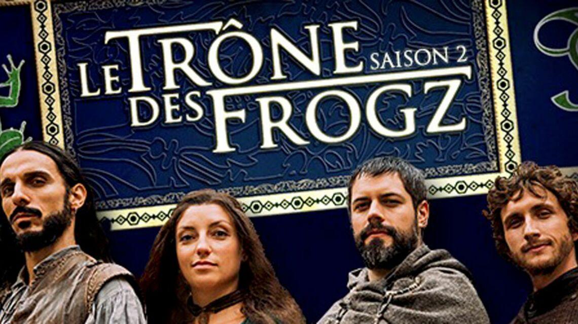 VIDEO – La nouvelle saison du Trône des Frogz est en ligne!