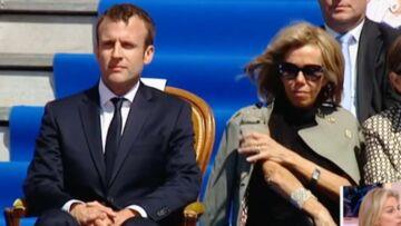 VIDEO  – La confidence étonnante de Brigitte Macron sur son mari: «Le jour où il sera infidèle c'est qu'il sera amoureux»