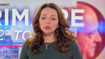 VIDEO GALA –Valérie Boyer, pourquoi sa croix a disparu au fil de la soirée d'élection