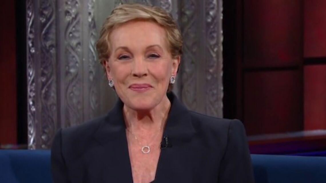 VIDEO – Mary Poppins: cette scène a failli coûter la vie à Julie Andrews