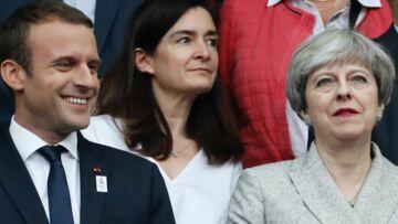 VIDEO – En hommage aux victimes de Manchester, la Garde républicaine reprend Oasis devant Emmanuel Macron et Theresa May