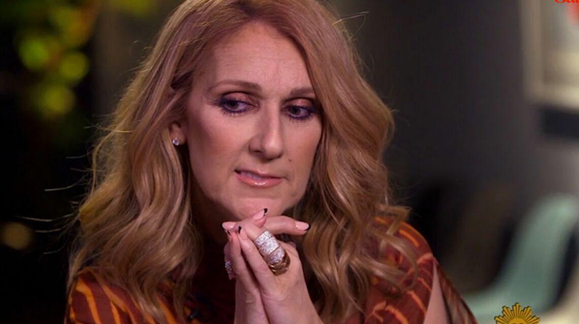 VIDEO – Céline Dion serre la main (en latex) de René tous les soirs