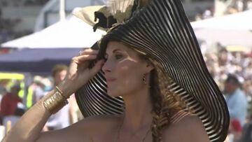 VIDEO – Sophie Thalmann en panique après la chute à cheval de son mari Christophe Soumillon