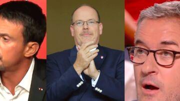VIDÉO – Christophe Dechavanne, Manuel Valls et le prince Albert changent de look!