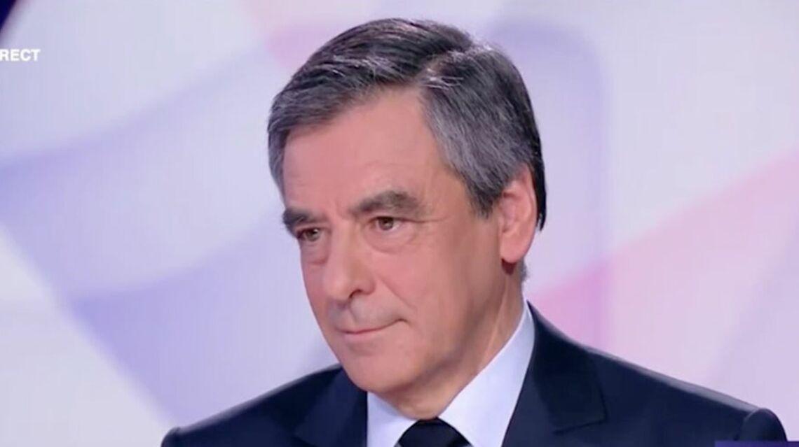 VIDEO –  La remarque sexiste de François Fillon sur la grossesse de Léa Salamé