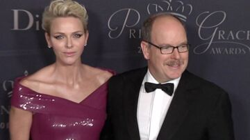 VIDEO –Albert II et Charlène de Monaco: ils ressemblent de plus en plus à Grace Kelly et Rainier III