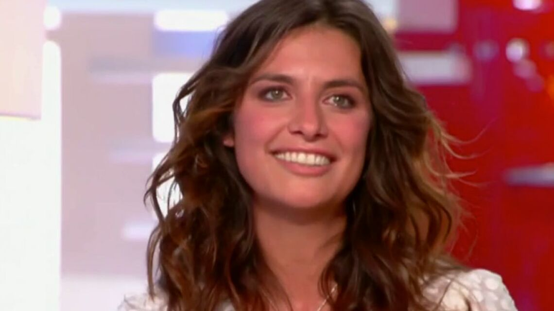 VIDEO – Laëtitia Milot très émue après un message de son mari Badri