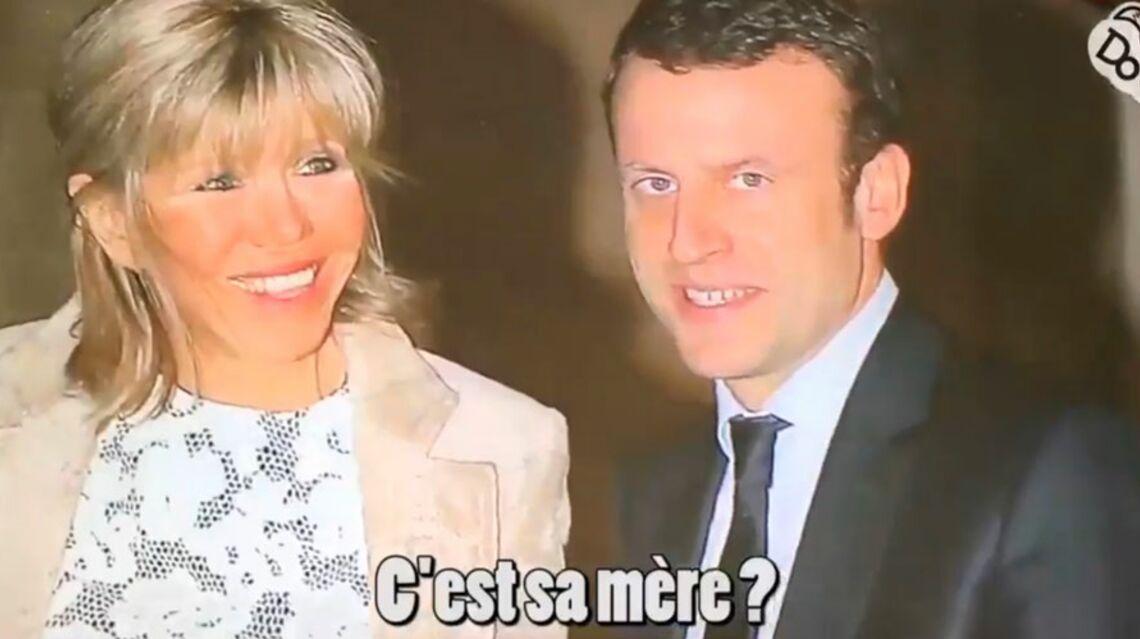 VIDEO – Brigitte Macron n'est pas la mère d'Emmanuel, une Japonaise bouche bée