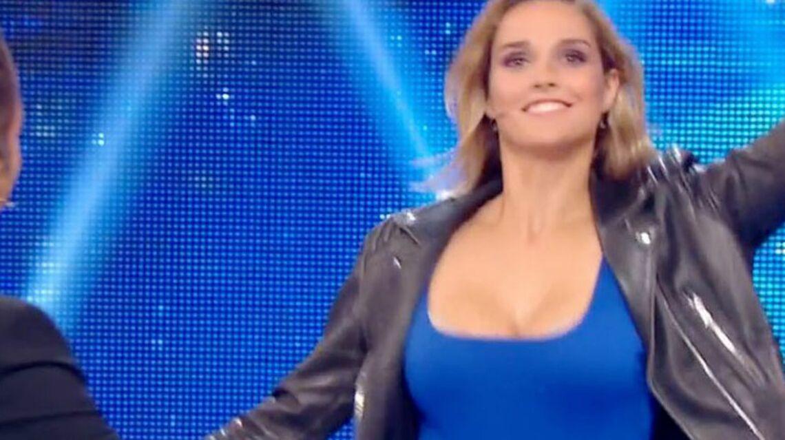 VIDEO –Le décolleté ultra sexy de Camille Lou (DALS) agite le web