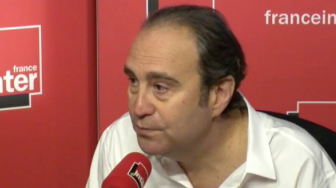 VIDEO – « Donald Trump aux États-Unis, Mathilda May en Angle­ter­re… », la bourde de Xavier Niel qui fait rire tout le monde