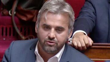 """VIDEO- Jean-Luc Mélenchon """"vide son panier"""" à l'Assemblée"""