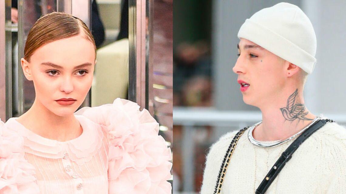 VIDEO – Découvrez Ash Stymest, le petit-ami de Lily-Rose Depp, star du défilé Chanel