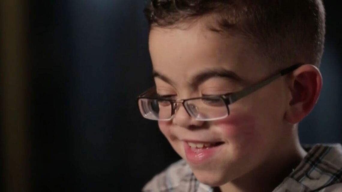 VIDEO – Le témoignage touchant d'Imad, 8 ans, qui attendait sa greffe de rein
