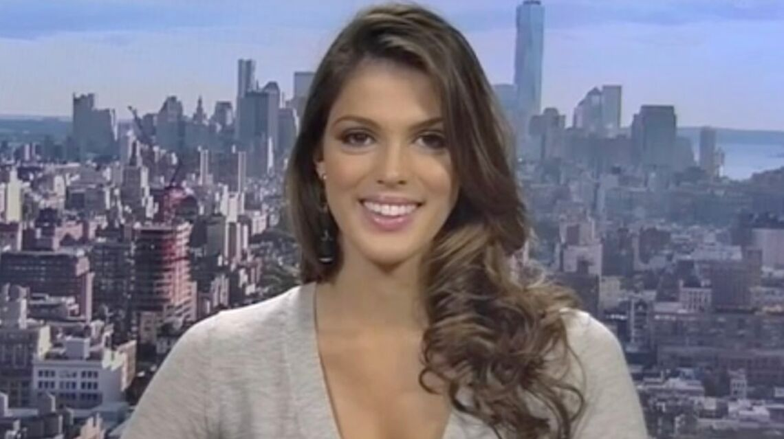 VIDEO –Iris Mittenaere (Miss Univers) «met un vent» à un journaliste de BFM TV