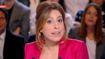 VIDEO – Léa Salamé, son retour punchy face à Emmanuel Macron après la naissance de son bébé Gabriel