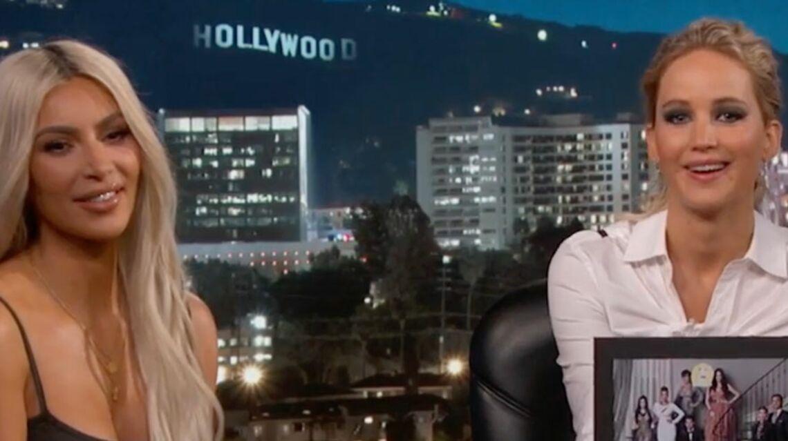 "VIDEO- Kim Kardashian ne ""pète pas"": Tout ce qu'il faut retenir de l'interview menée par Jennifer Lawrence"