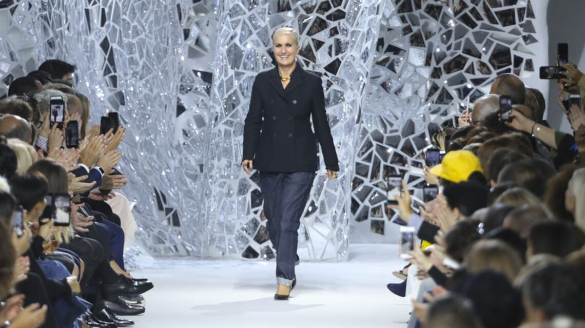 VIDEO- Paris Fashion Week: les 5 choses à rete­nir du défilé Chris­tian Dior
