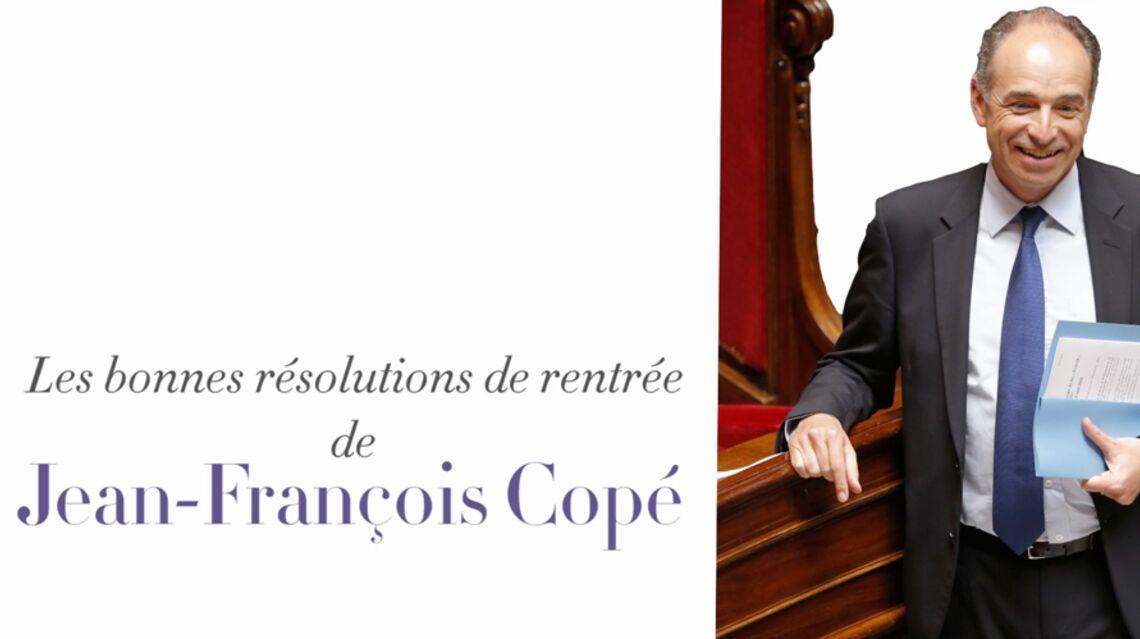 VIDEO GALA – Les bonnes résolutions de rentrée de Jean-François Copé