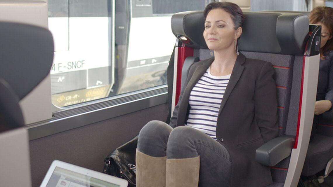 Valérie Orsoni, la créatrice de «LeBootCamp», devient ambassadrice bien-être pour la SNCF