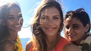 VIDEO – Camille Cerf, Malika Ménard et Flora Coquerel, réunies à Mayotte