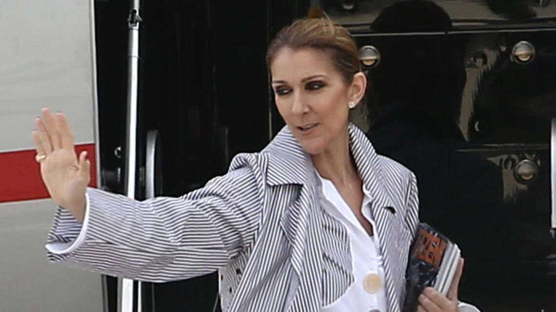 VIDÉO – Céline Dion quitte Paris et fond en larmes