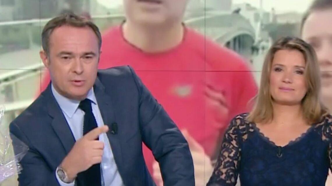 VIDEO – La journaliste de BFM TV Pascale de la Tour du Pin en larmes pour sa dernière