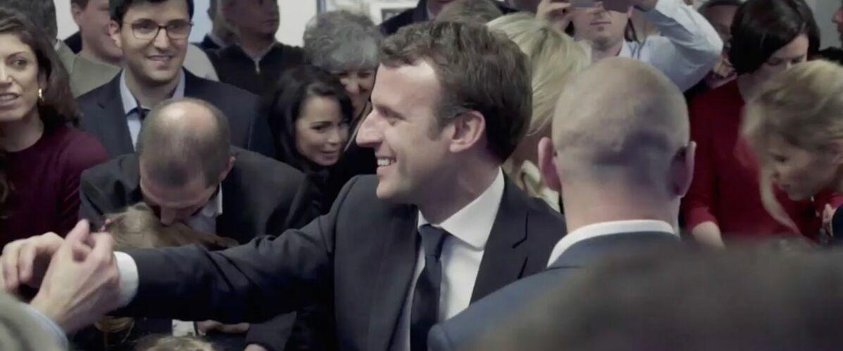 Video Emmanuel Macron Un Daddy Tres Emu Apres Le Message De Sa Petite Fille Gala