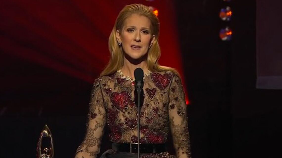 VIDEO – Les plus belles déclarations d'amour de Céline Dion à René