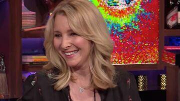 VIDEO – Lisa Kudrow révèle avoir été insultée sur le tournage de Friends