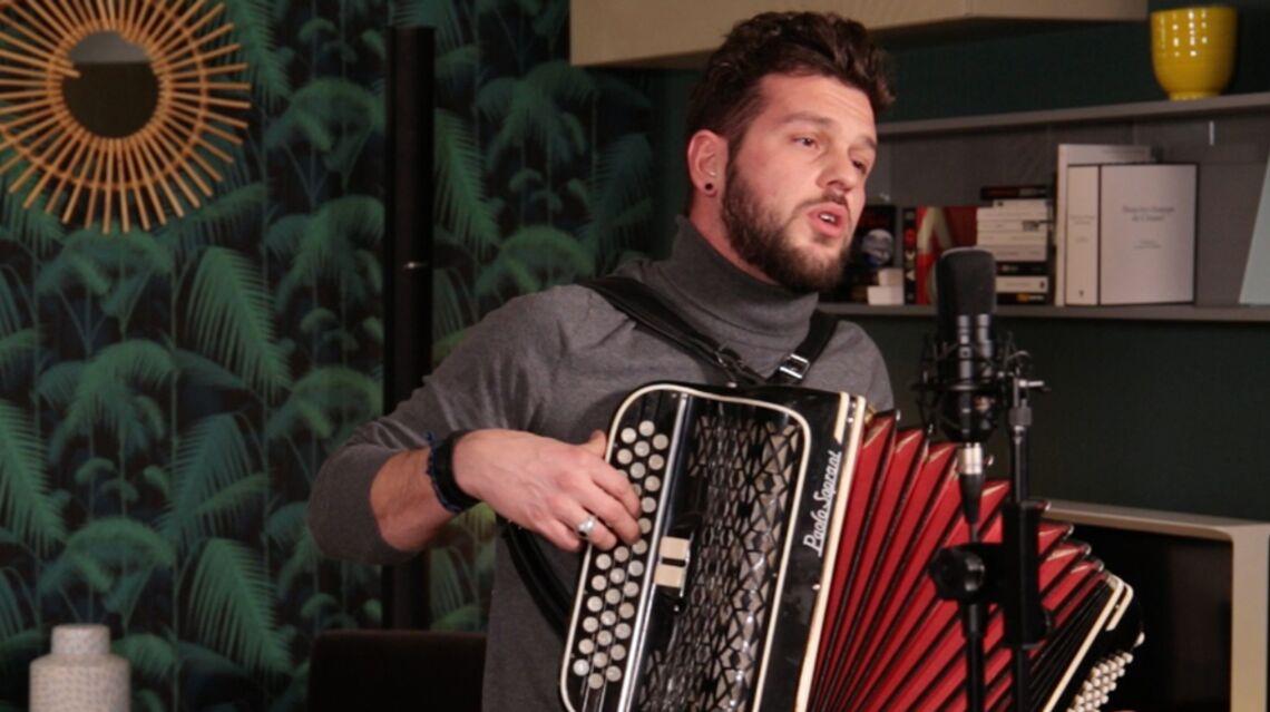 VIDEO GALA – Revivez le live de Claudia Capéo: «Un homme debout», «Chez Laurette» «Ça va, ça va»