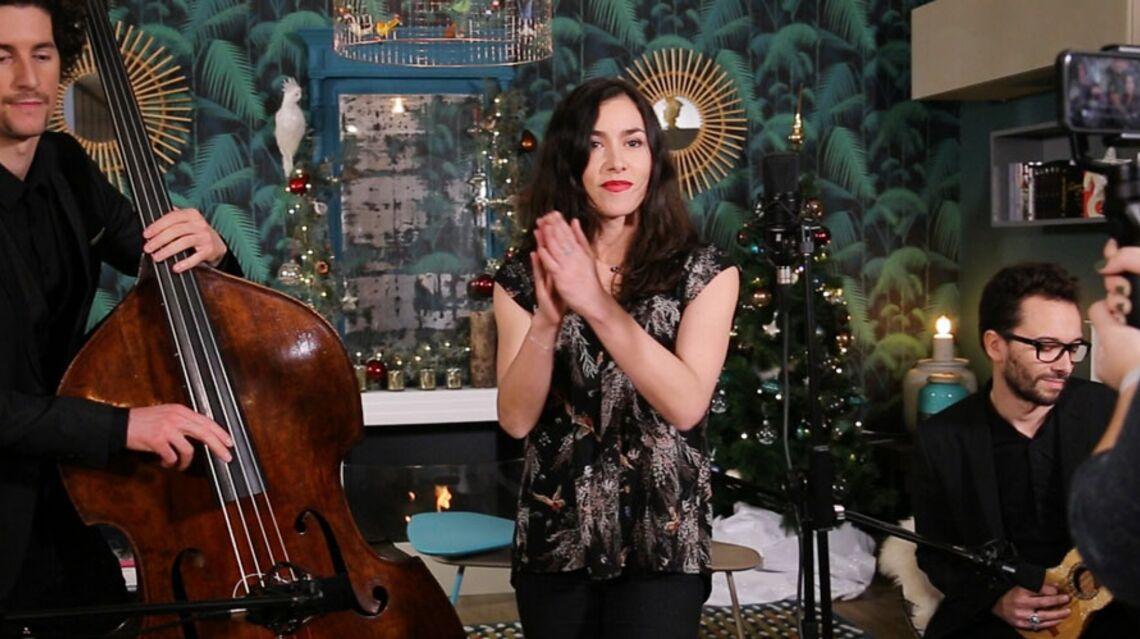 VIDEO GALA – Les meilleurs moments du live d'Olivia Ruiz dans l'Appart' de Gala