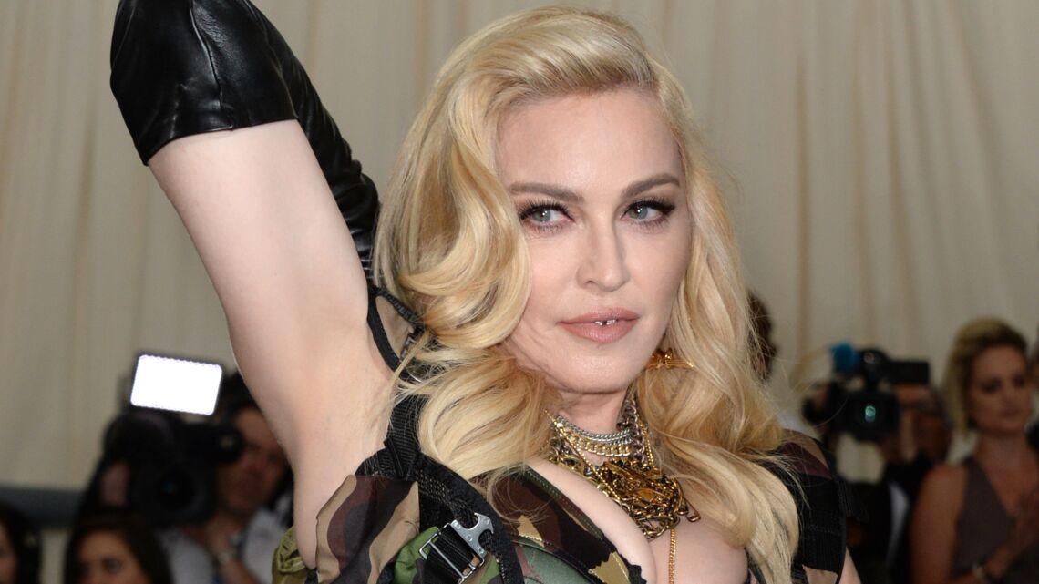 VIDEO- Madonna fête les 17 ans de son fils avec une vidéo d'archive trop mignonne