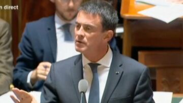 VIDEO – Manuel Valls pique une crise de nerf en direct face à une sénatrice