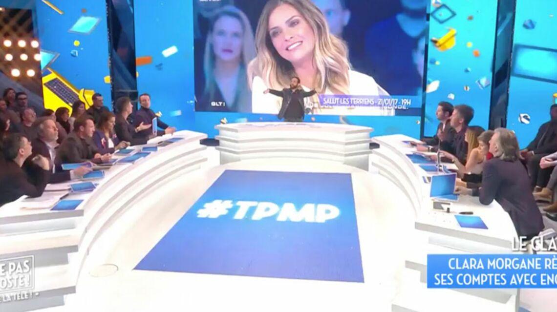 VIDEO – TPMP: Matthieu Delormeau étrille Clara Morgane