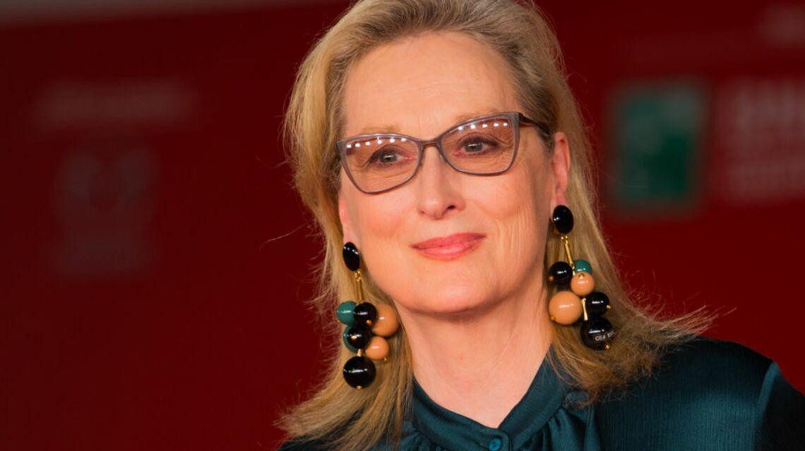 VIDEO – L'émotion de Meryl Streep aux obsèques de Carrie Fisher et Debbie Reynolds