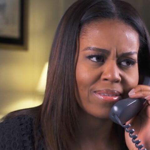 Vidéo: Michelle Obama surprise en train de chercher un nouveau job!