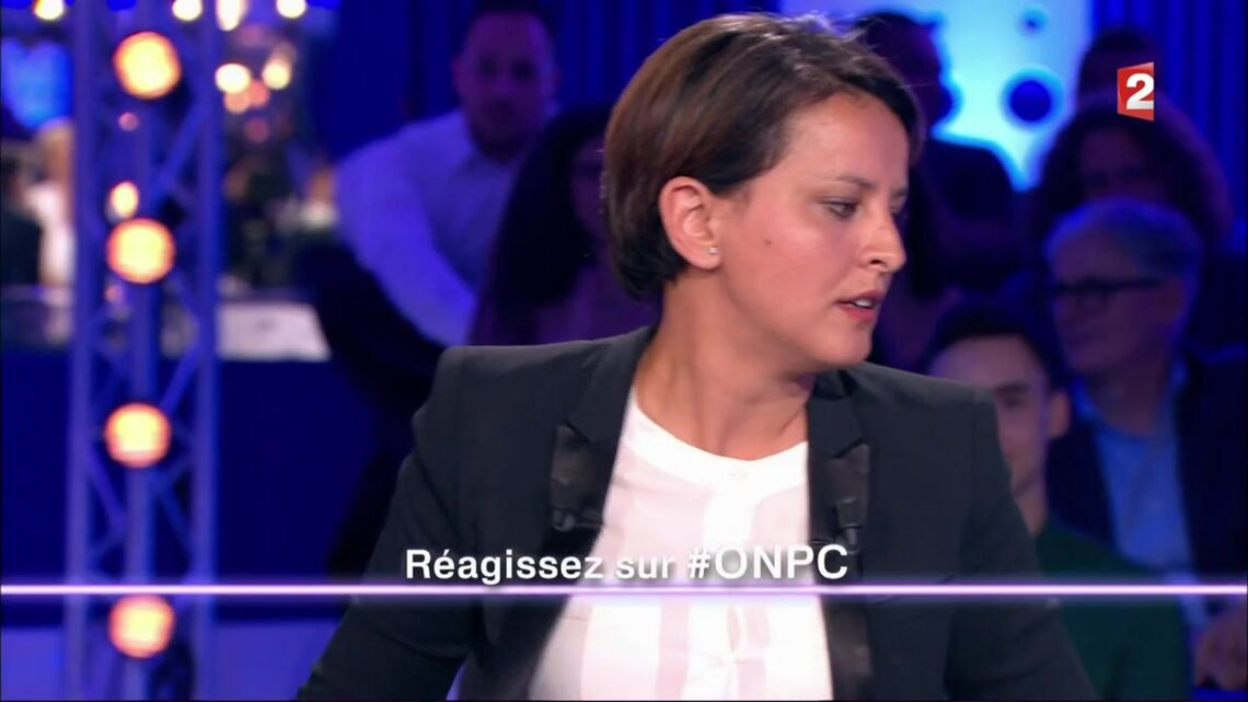 VIDÉO – Najat Vallaud-Belka­cem accuse Vanessa Burg­graf de relayer des fake news : grosse tension dans 'ONPC'