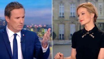 VIDEO – Furieux, Nicolas Dupont-Aignan quitte le 20h de TF1 en plein direct